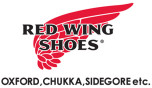 REDWING OXFORD、CHUKKA、SIDEGORE etc.